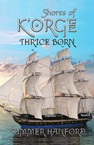 Shores of K Orge by Summer Hanford